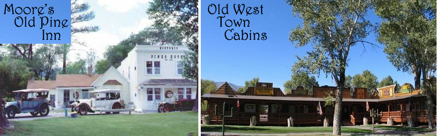 Moore's Old Pine Inn and Old West Town